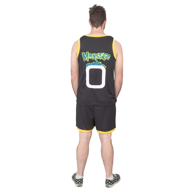 Space Jam Tune Squad Monstars Basketball Jersey