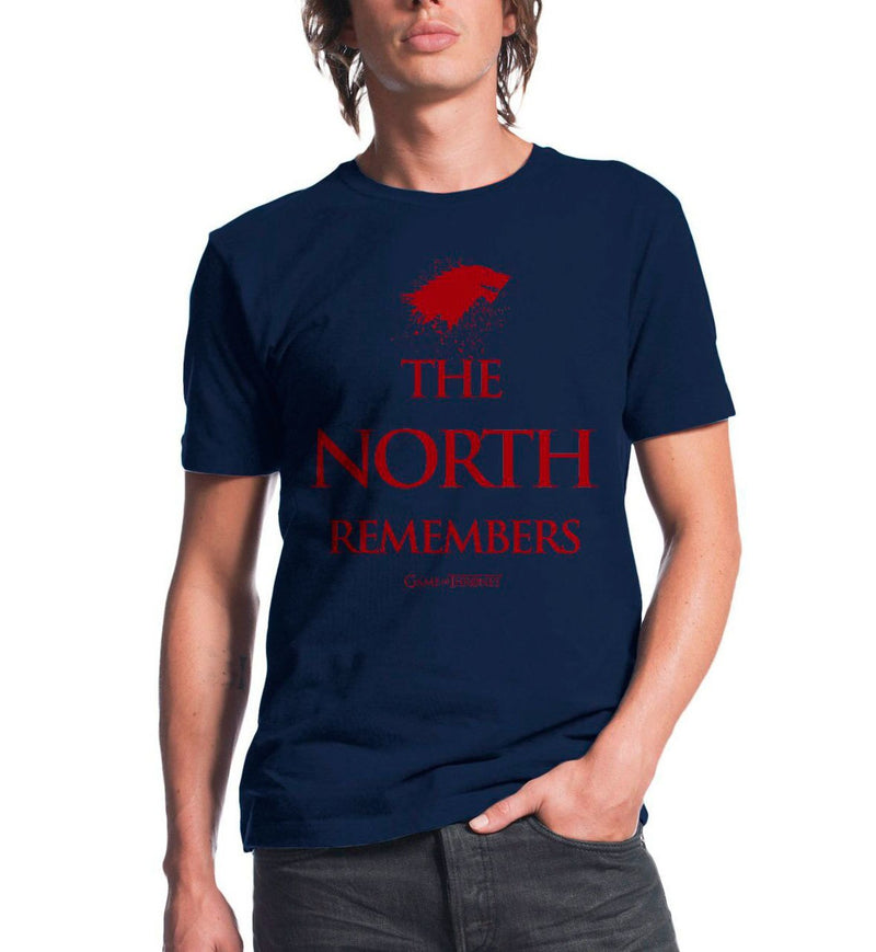 Game of Thrones The North Remembers T-Shirt-tvso