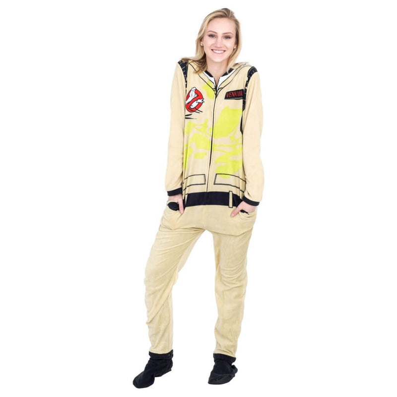Ghostbusters Venkmen One-Piece Union Suit-tvso