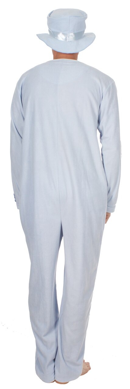 Dumb and Dumber Tuxedo One Piece Pajama with Top Hat-tvso