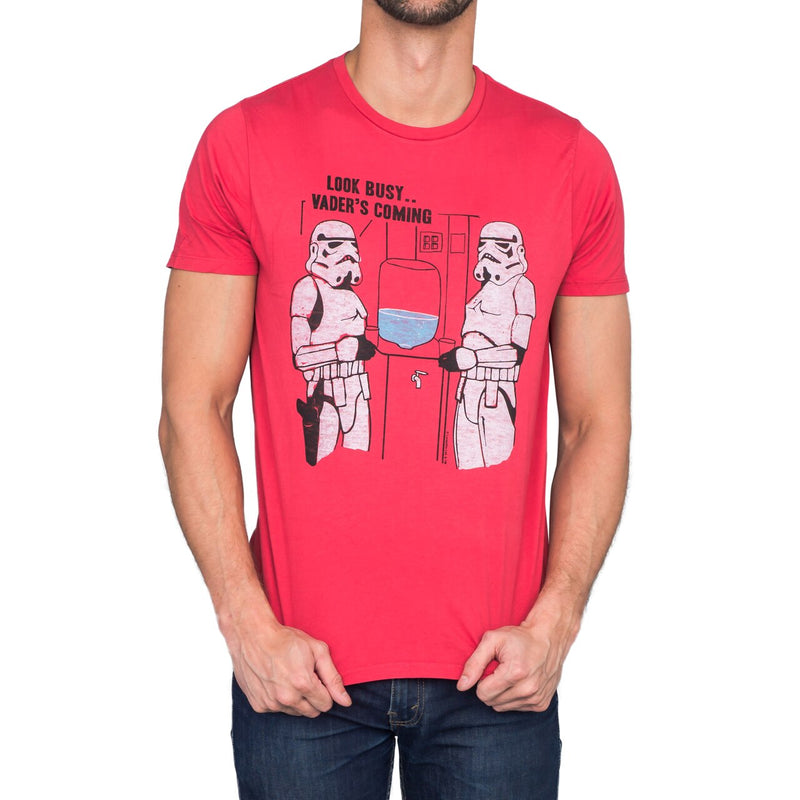 Junk Food Star Wars Stormtroopers T-shirt-tvso