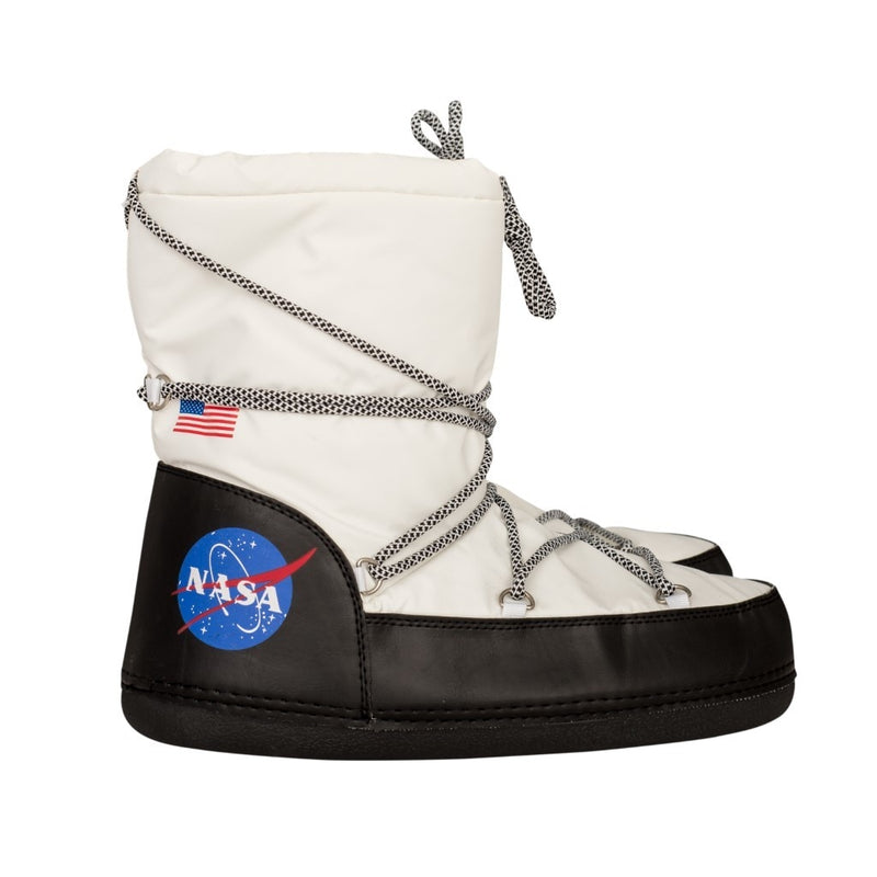 NASA Astronaut Costume Accessory Boots-tvso