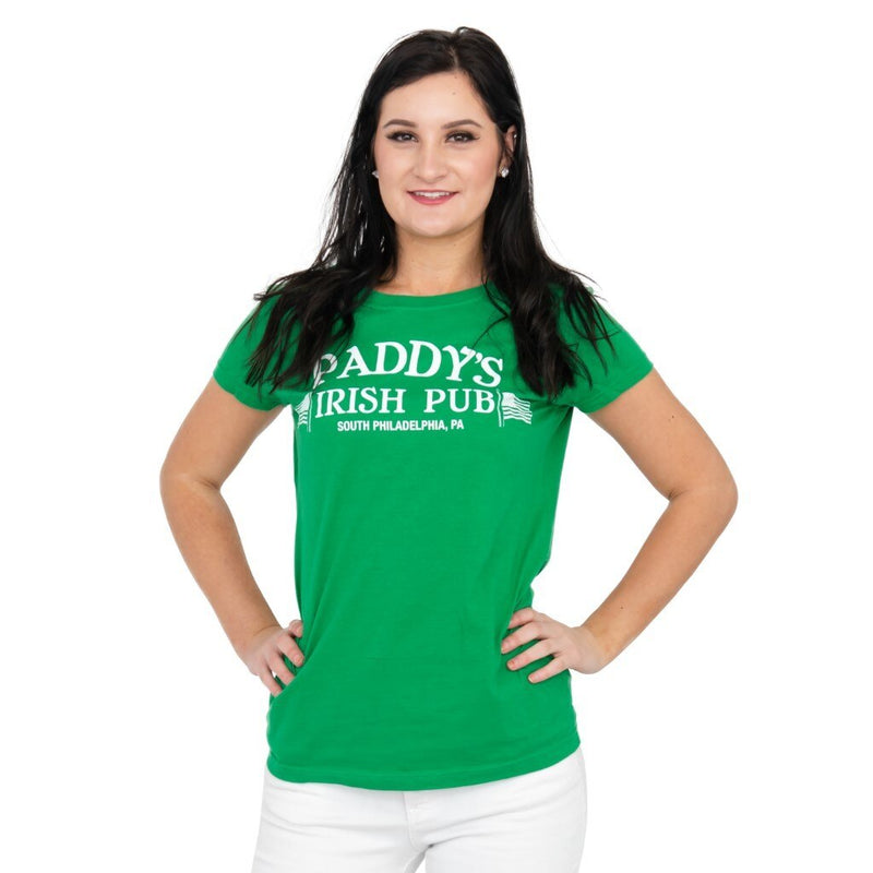 Paddy's Irish Pub Junior's T-shirt-tvso