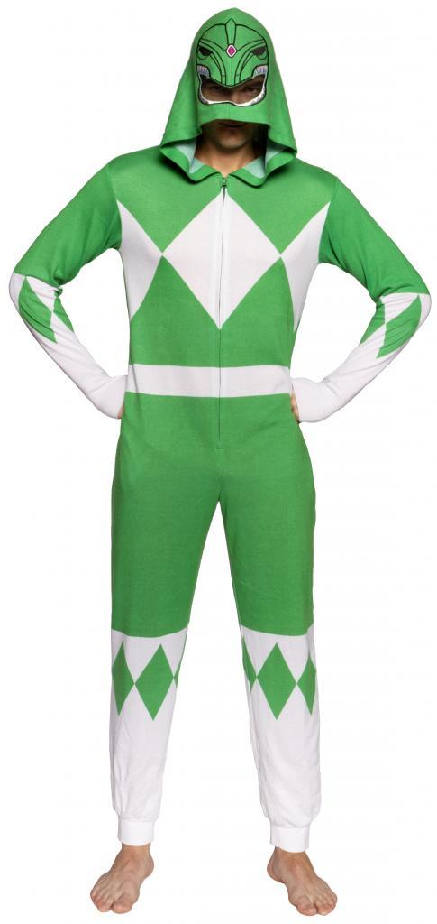 Mighty Morphin Power Rangers Pajama-tvso