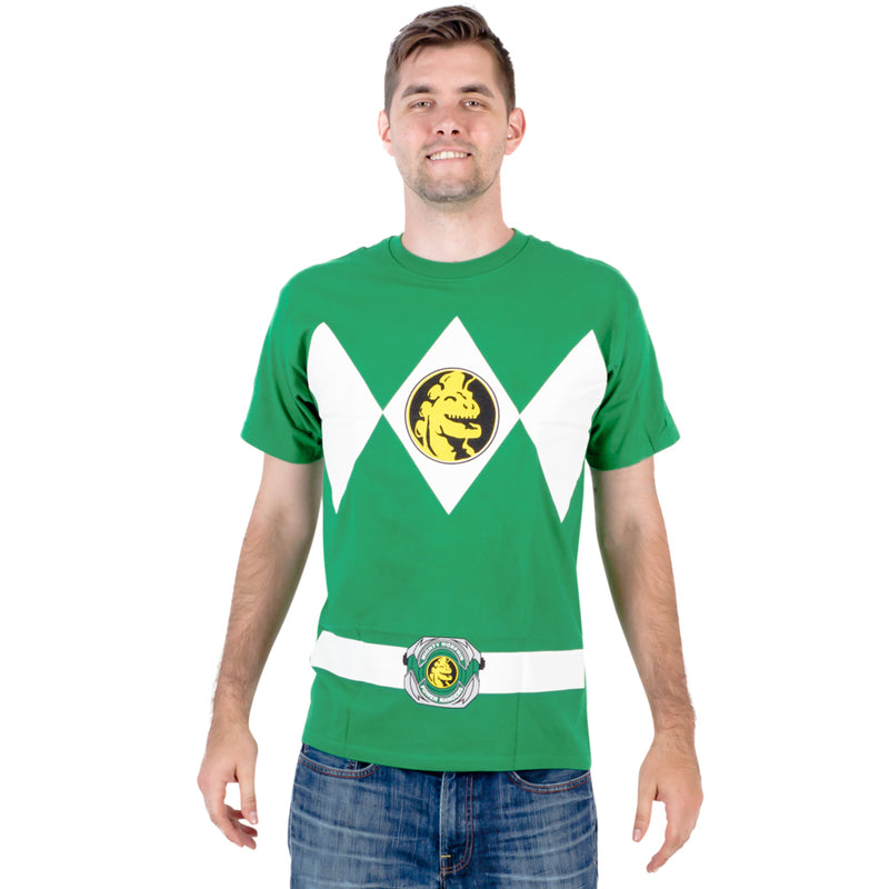 Power Rangers Costume Adult T-Shirt