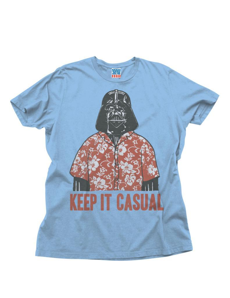 Junk Food Star Wars Keep It Casual T-Shirt-tvso
