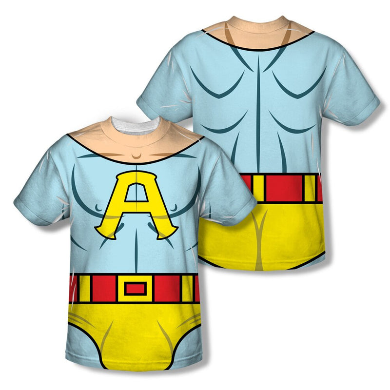 SNL Ambiguously Gay Duo Ace Costume Sublimation T-Shirt-tvso