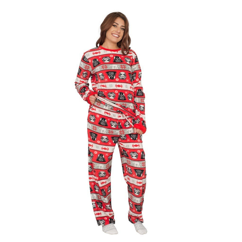 Star Wars Darth Vader Trooper Pajama Set-tvso