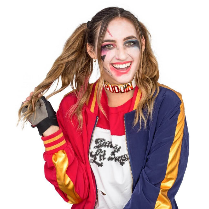 Suicide Squad Harley Quinn Makeup Cosmetic Kit-tvso