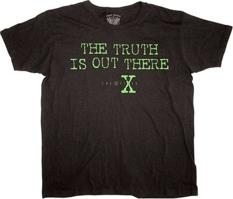 X Files The Truth is Out There T-shirt-tvso