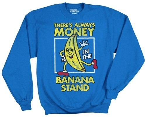 Always Money in the Banana Stand Fleece-tvso
