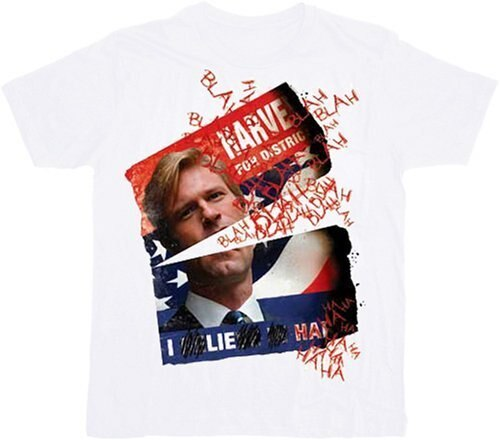 Harvey Two Face Campaign T-shirt-tvso