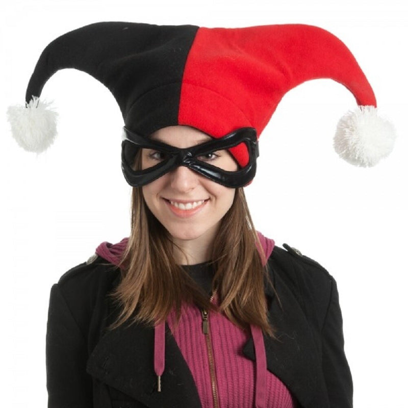 Harley Quinn Character Costume Hat-tvso