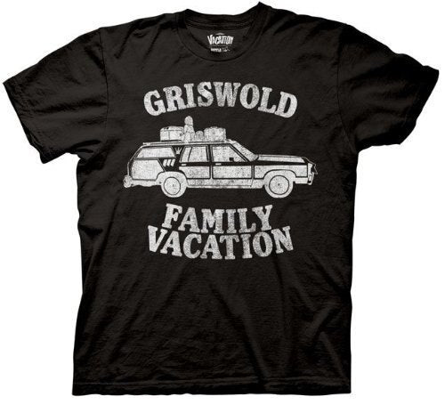 Christmas Vacation Griswold Family Vacation T-shirt-tvso