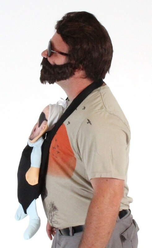The Hangover Alan Carlos Costume Kit-tvso