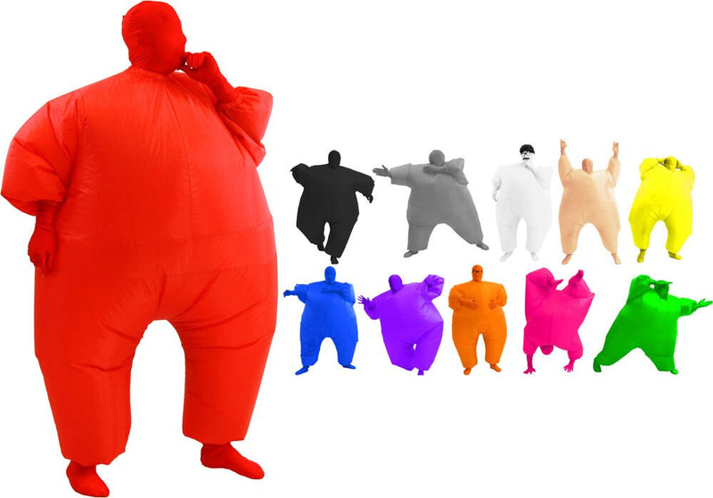 Inflatable Chub Suit® Teen Costume-tvso