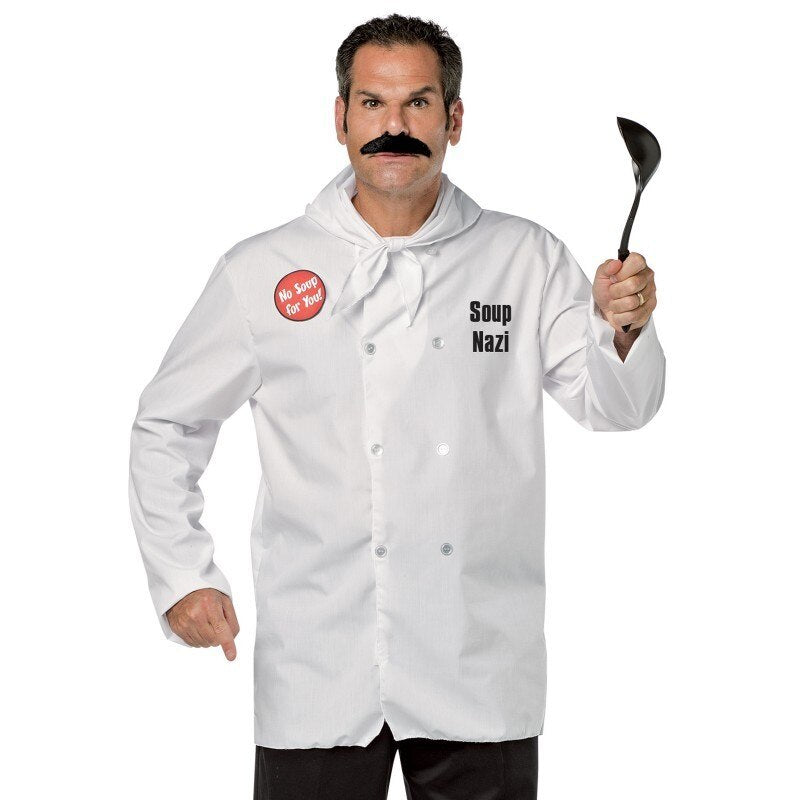 Larry Thomas The Soup Nazi Classic TV Show Costume-tvso