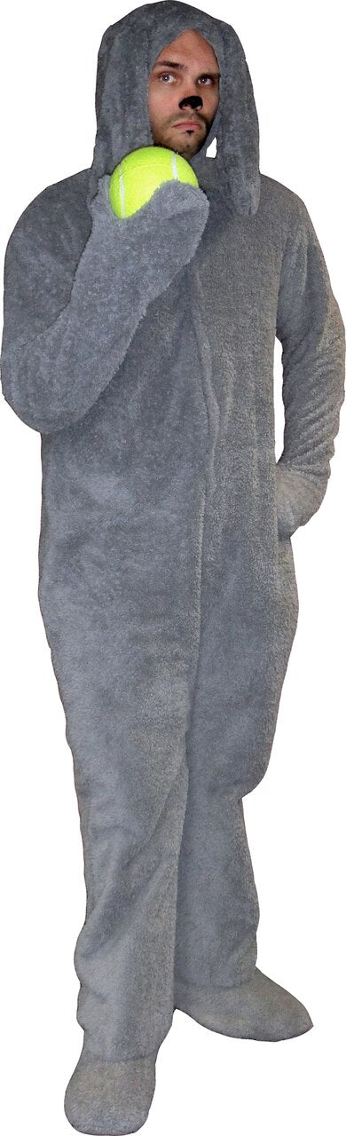 Wilfred Costume Deluxe with Fire Hydrant Prop-tvso