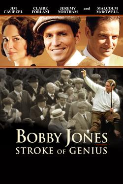 Bobby Jones golf movie