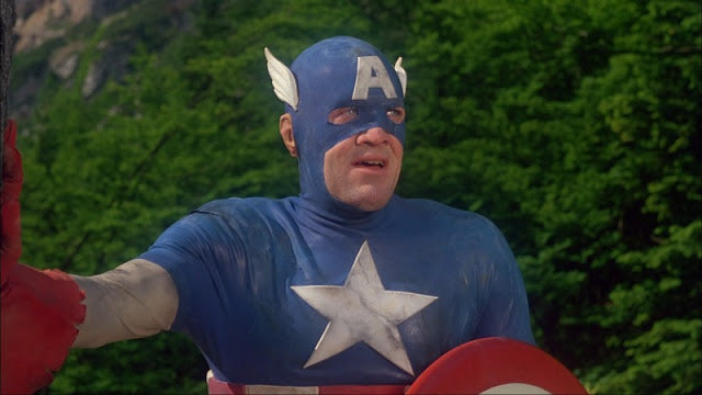Albert Pyun's Captain America (1990)