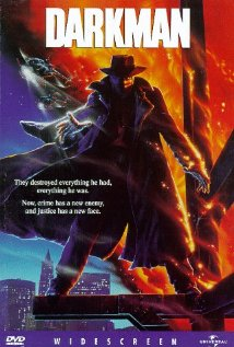 Sam Raimi's Darkman movie