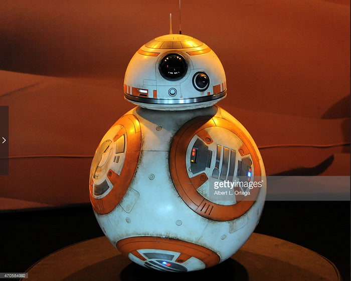 Droid BB8 - STAR WARS EPISODE VII: THE FORCE AWAKENS