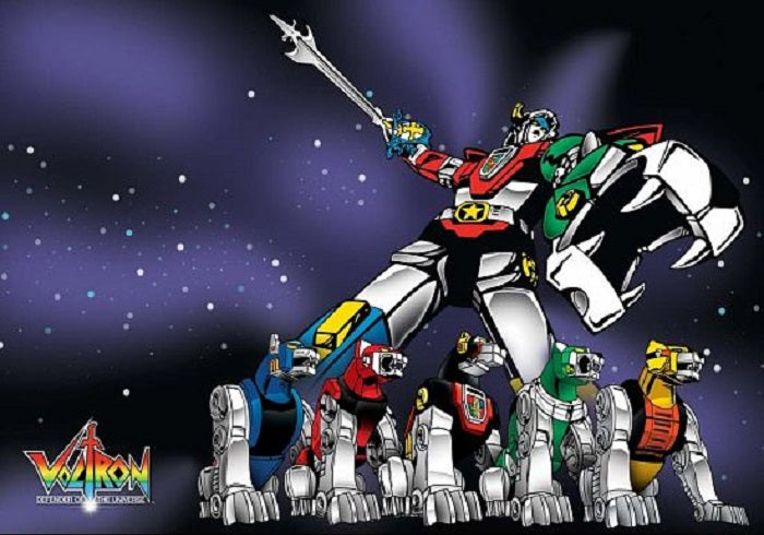 Voltron animated series