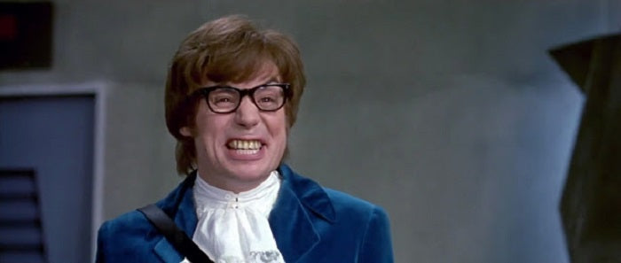 Mike myers in Austin Powers