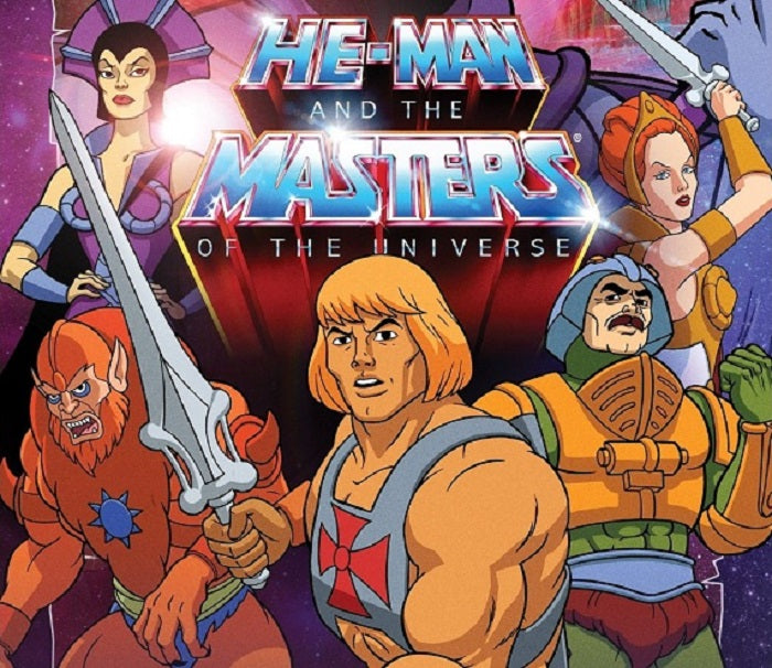 He-Man and the Masters of the Universe Animated series