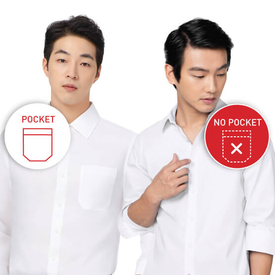 GQWhite™ The Ultimate White Shirt