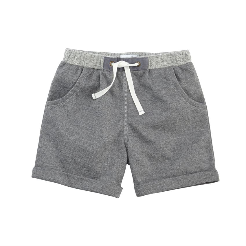 Mudpie Pull on French Terry Shorts - shoptheexchange