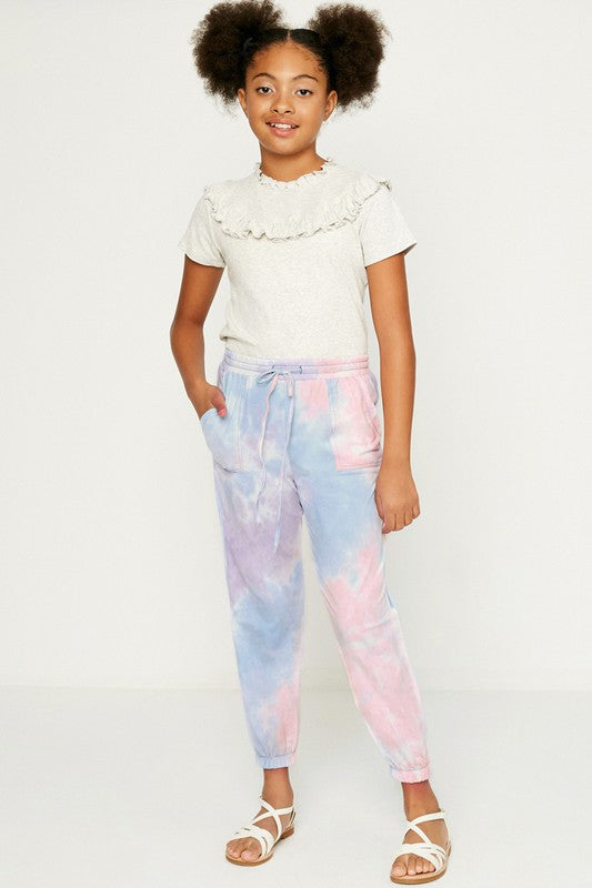 You Got This Tie-Dye Jogger