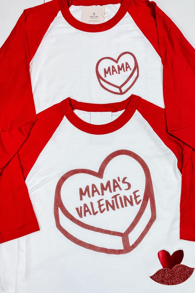 Mama & Mini Graphic Tees