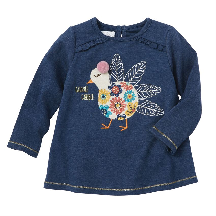 Gobble Gobble Thanksgiving Tunic