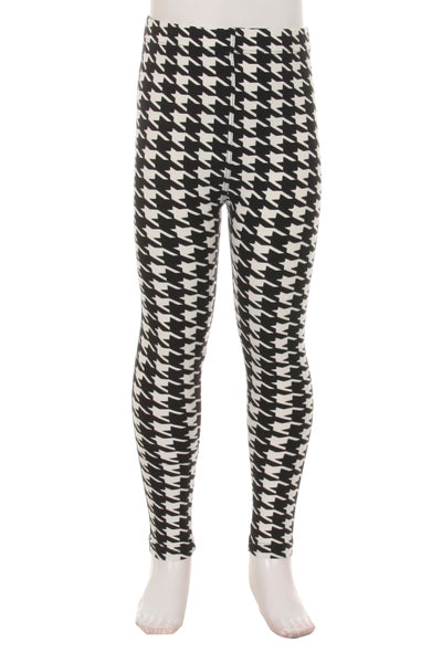 Hounds-tooth Leggings - shoptheexchange
