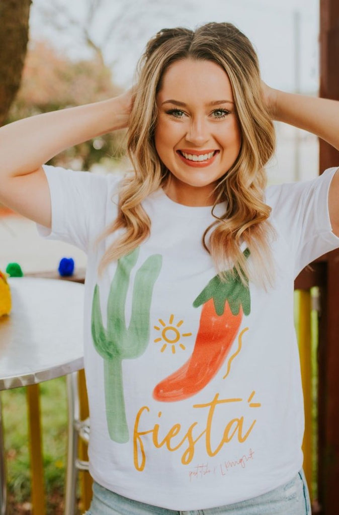 Fiesta Graphic Tee - shoptheexchange