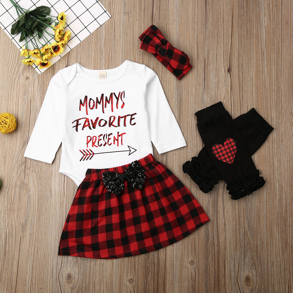 Mommy's Favorite Present Outfit - shoptheexchange