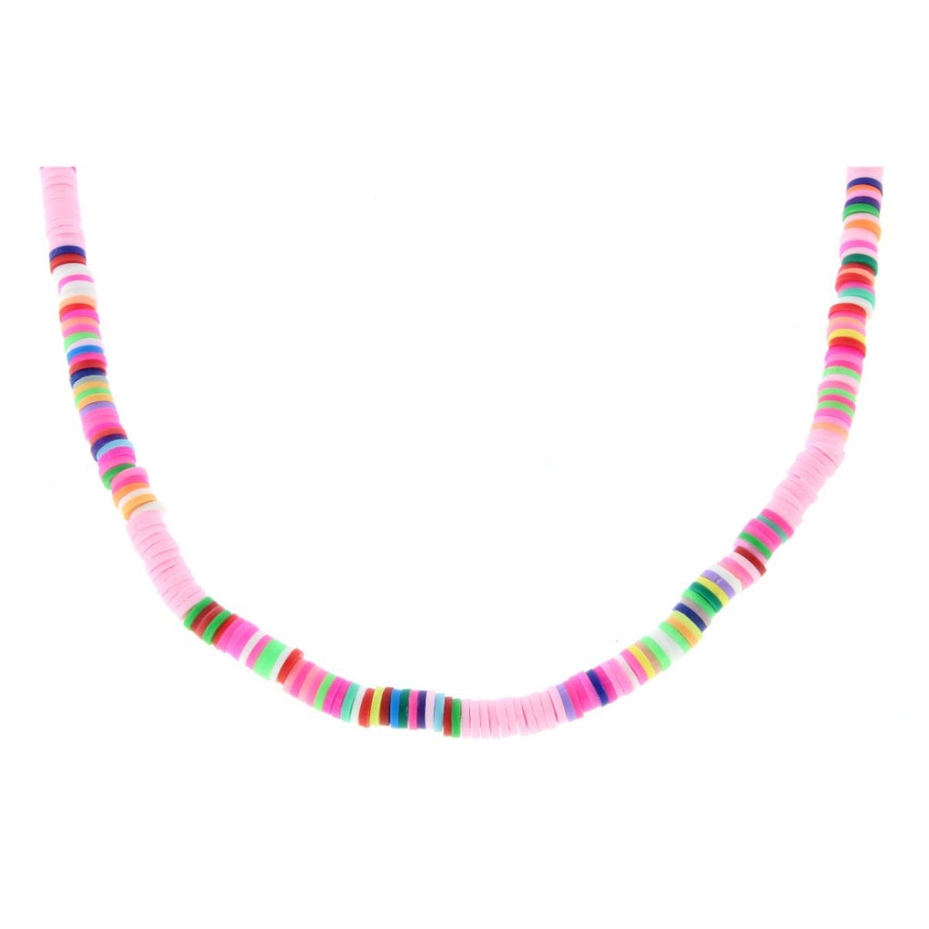 Candy Disk Necklaces