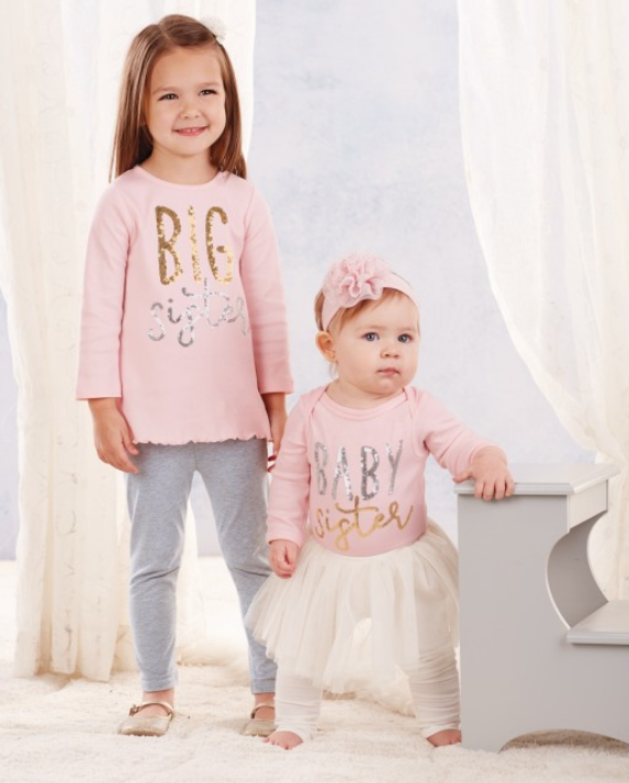 Mudpie Big Sister Tunic - shoptheexchange