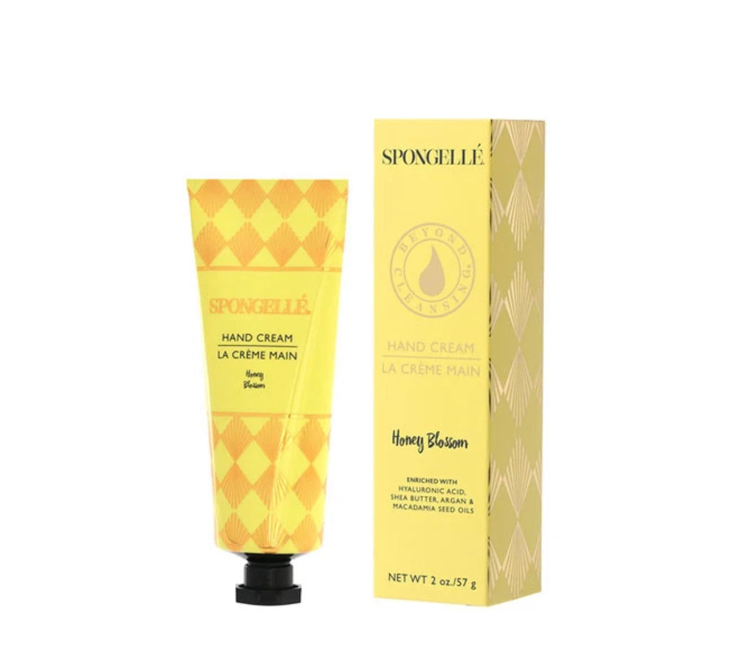 Spongellé Hand Cream - Honey Blossom