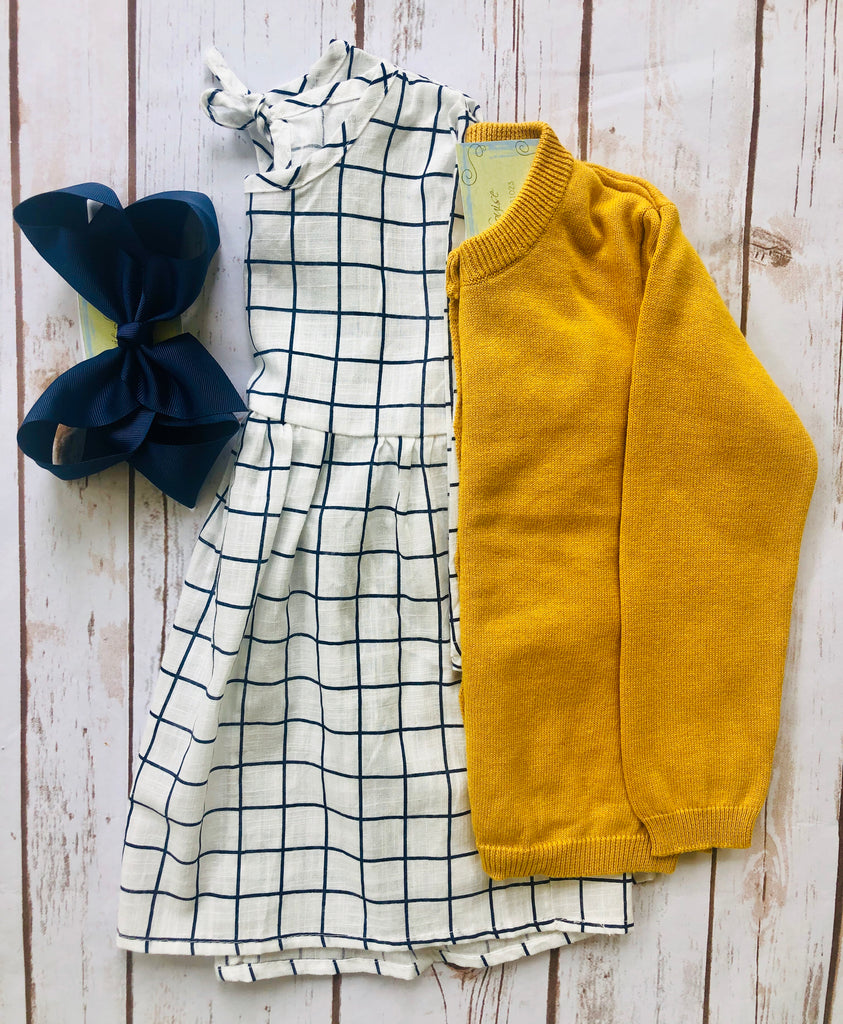 Right For You Plaid Dress - shoptheexchange