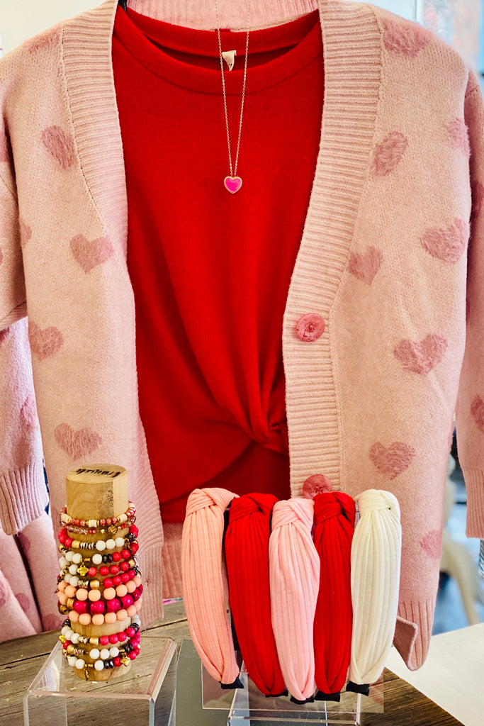 All You Need Is Love Cardigan