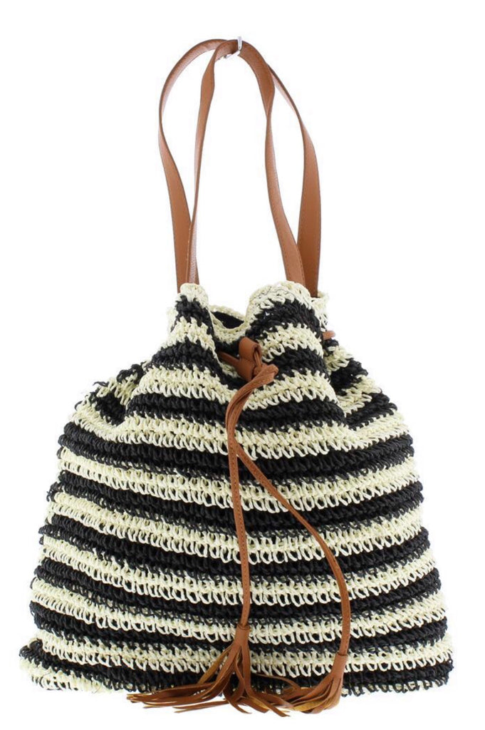 Nora Everyday Striped Bag