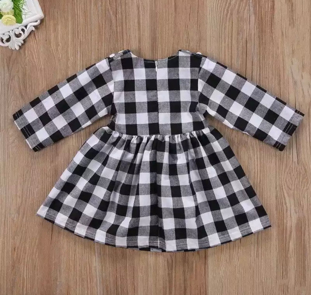 Gingham Dress - shoptheexchange