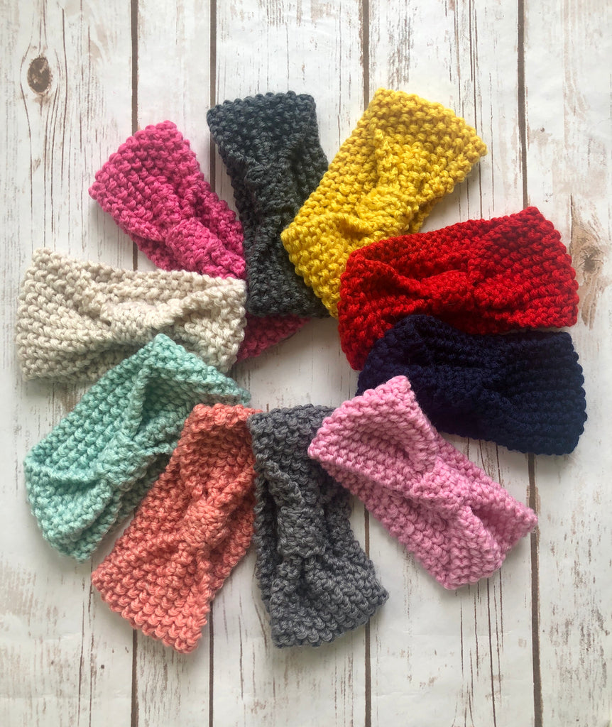 Knitted Headband - shoptheexchange