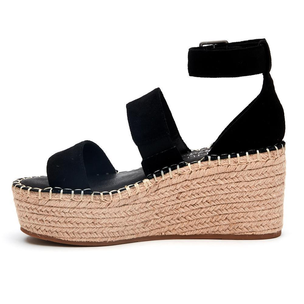Matisse Soire Wedges - Black - shoptheexchange