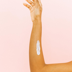 swatch of yhms body butter