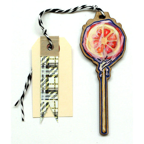 Lolli - Citrus Gift Tag, Ornament