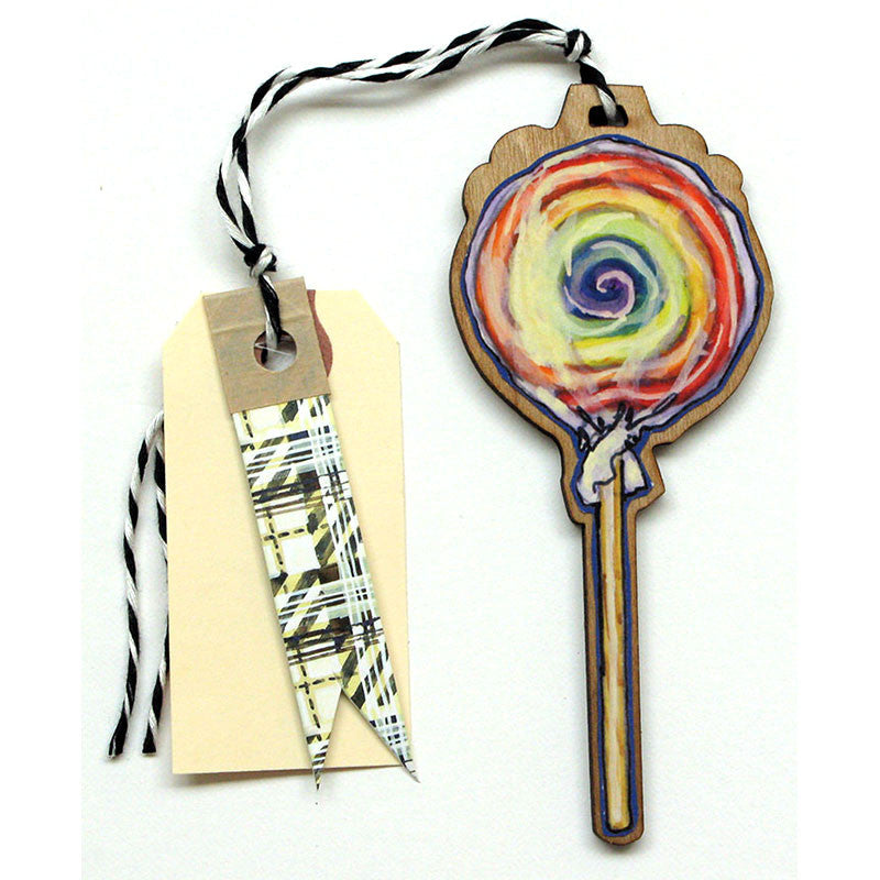 Lolli - Rainbow Gift Tag, Ornament