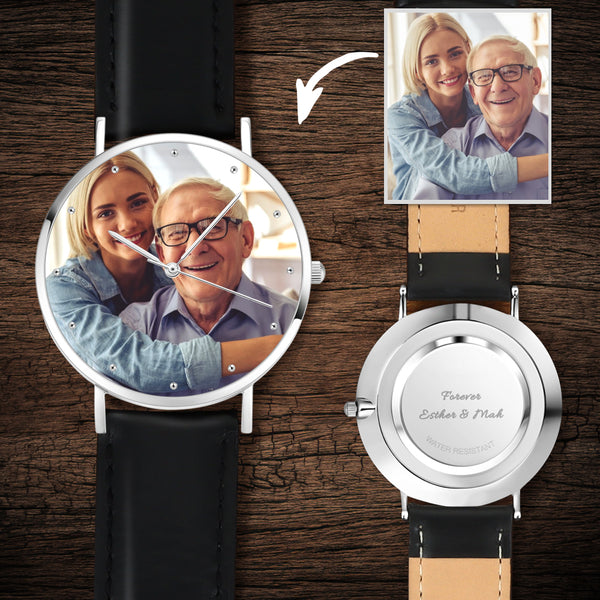 Custom Photo Watches